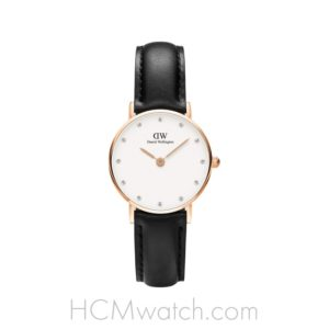 Đồng Hồ DW Classy Sheffield 26mm Rose Gold DW00100060 (0901DW)