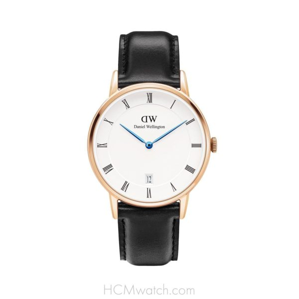 Đồng Hồ DW Dapper Sheffield 34mm Rose Gold DW00100092 (1131DW)