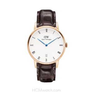 Đồng Hồ DW Dapper York 34mm Rose Gold DW00100093 (1132DW)