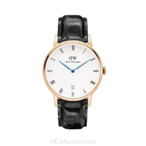 Đồng Hồ DW Dapper Reading 34mm Rose Gold DW00100118