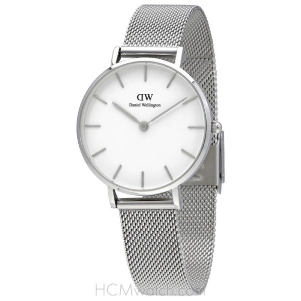 Đồng Hồ DW Classic Petite Sterling 32mm DW00100164 – Silver
