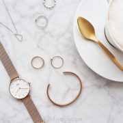 DW Classic Petite Melrose Rose Gold DW00100163 (3)