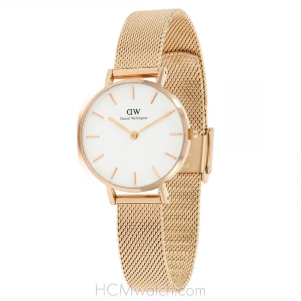 Daniel Wellington Classic Petite 28 Melrose White Watch DW00100219 H1