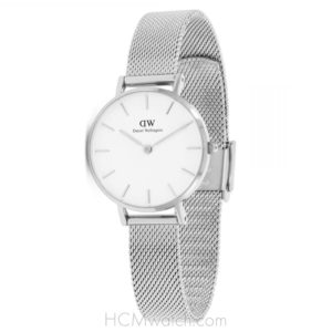 DW Classic Petite Sterling 28mm DW00100220
