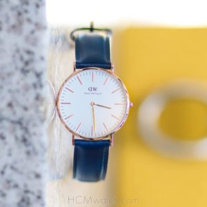 Đồng Hồ DW Classic Somerset 40mm Rose Gold DW00100121